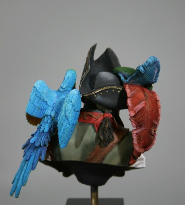 """(IVe) Vitrine de Duck: Un buste de chez Galapagos Miniatures: """"Alai....."""". - Page 4 Img_7331"""