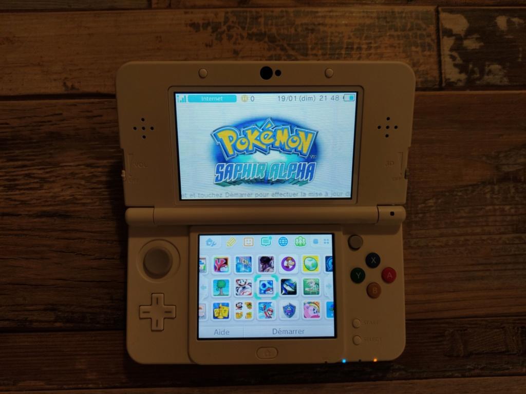 [VENDU] New 3DS CFW (Luma3DS) 210