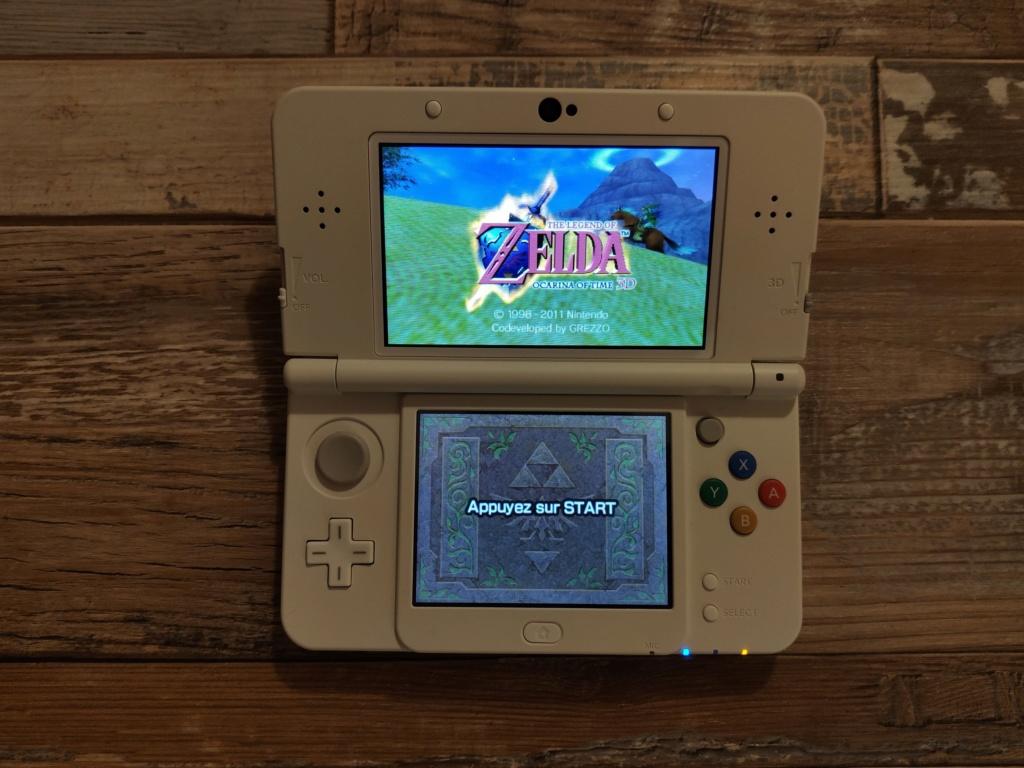 [VENDU] New 3DS CFW (Luma3DS) 310