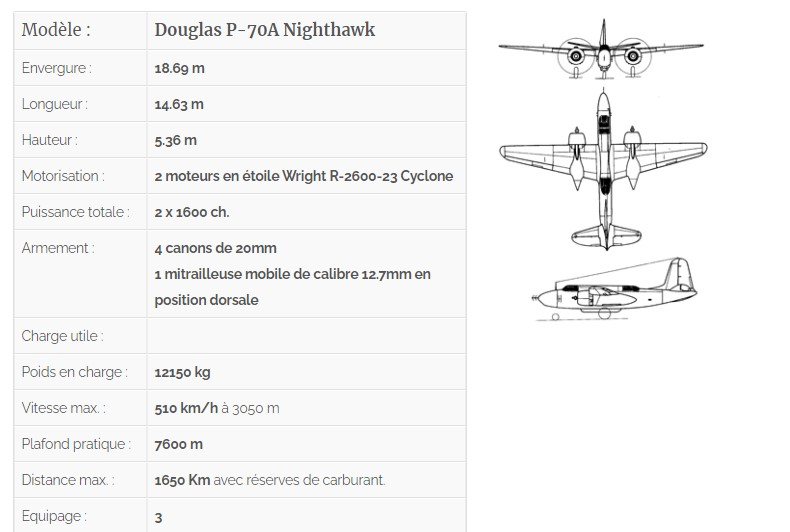 P-70 Nighthawk 1/72 Revell FINI!!!!!!! 011