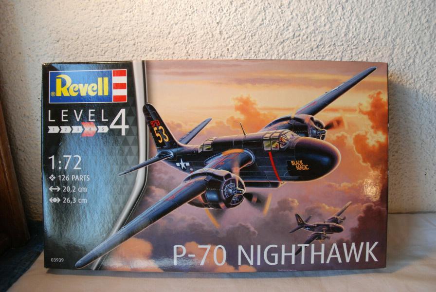 P-70 Nighthawk 1/72 Revell FINI!!!!!!! 116