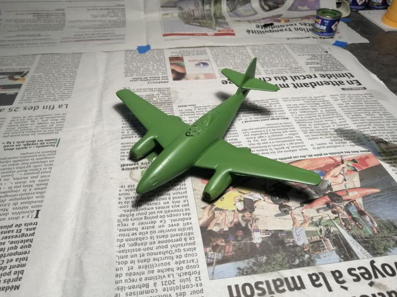 Messerscmitt Me 262A-1A 1/72 Revell page2 - Page 3 1316