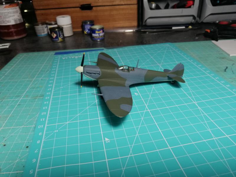 Spitfire MK V Revell au 1/72 - Page 2 1319