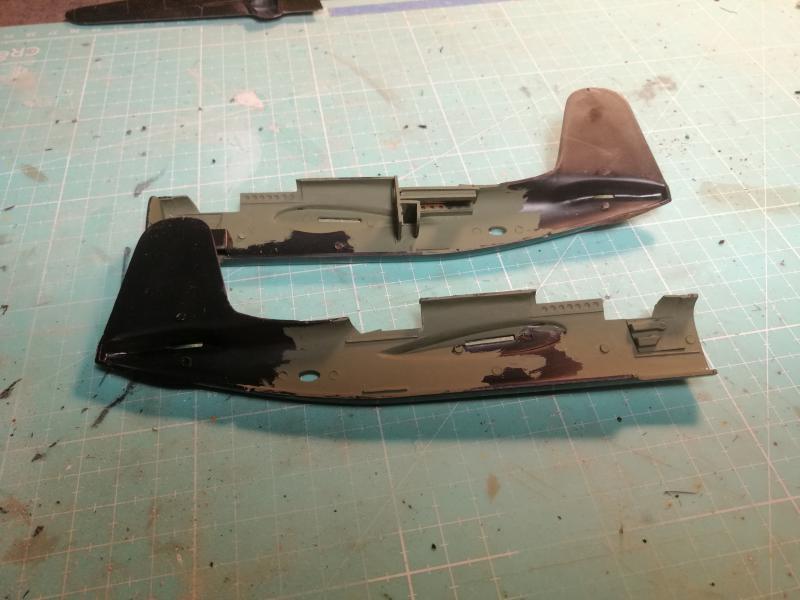 P-70 Nighthawk 1/72 Revell FINI!!!!!!! 1414
