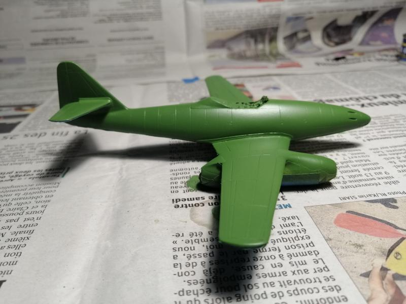 Messerscmitt Me 262A-1A 1/72 Revell page2 - Page 3 1415