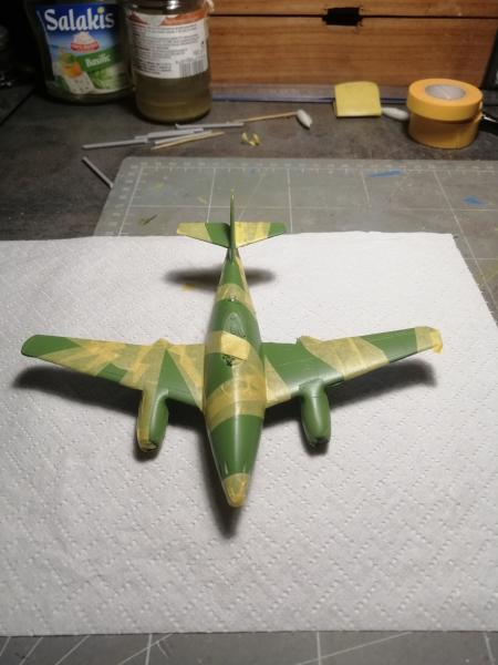 Messerscmitt Me 262A-1A 1/72 Revell page2 - Page 3 1515
