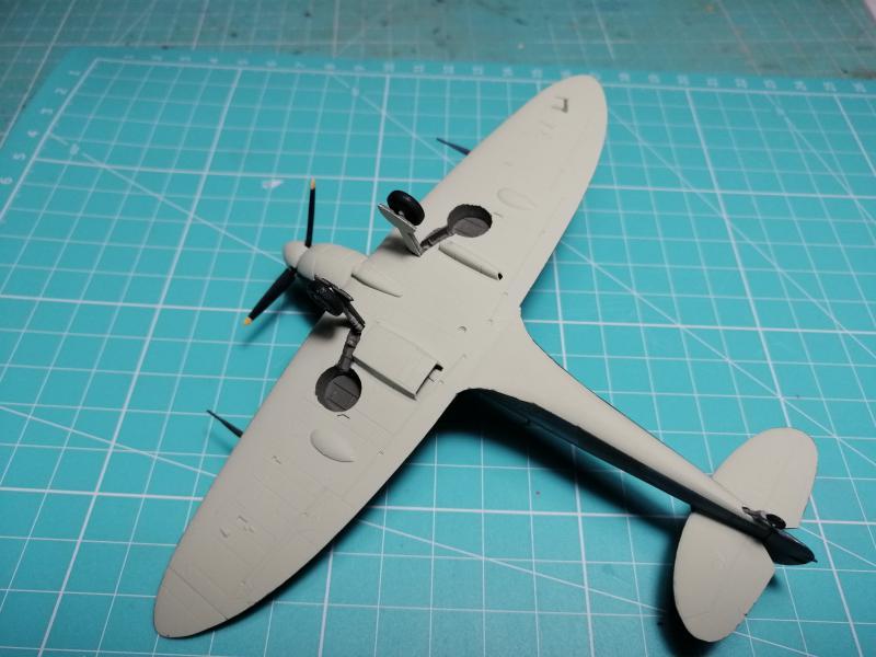 Spitfire MK V Revell au 1/72 - Page 2 1518
