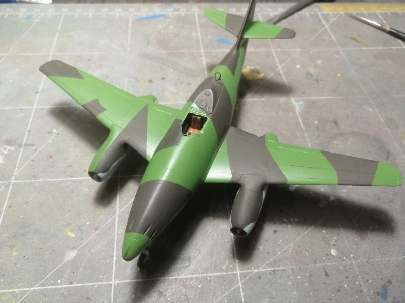 Messerscmitt Me 262A-1A 1/72 Revell page2 - Page 3 1715