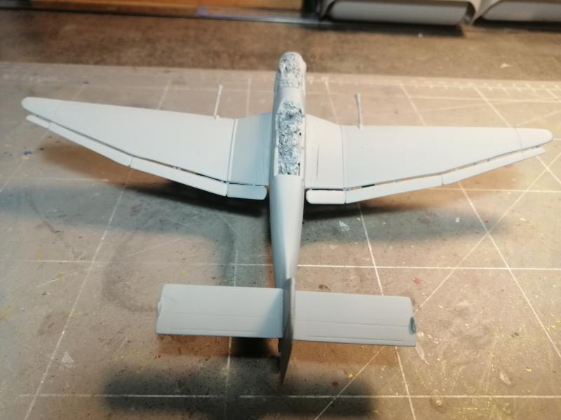 junkers JU 87 G/D Tank Buster  1/72 REVELL FINI !!!!!! - Page 2 1912