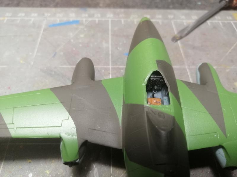 Messerscmitt Me 262A-1A 1/72 Revell page2 - Page 3 1913