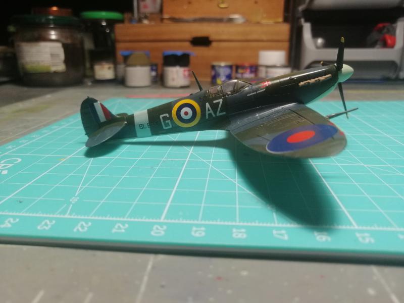 Spitfire MK V Revell au 1/72 - Page 2 2016