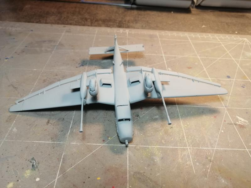 junkers JU 87 G/D Tank Buster  1/72 REVELL FINI !!!!!! - Page 2 2111