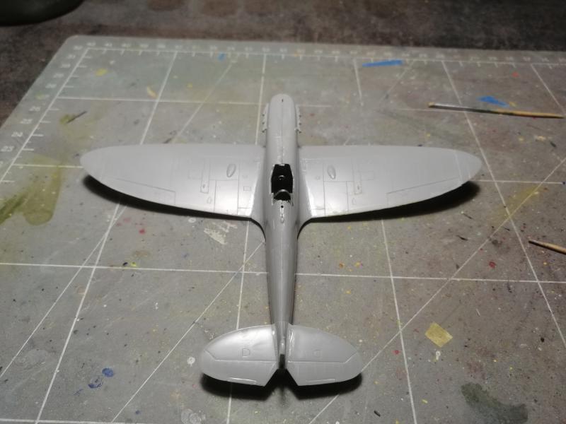 Spitfire MK V Revell au 1/72 217