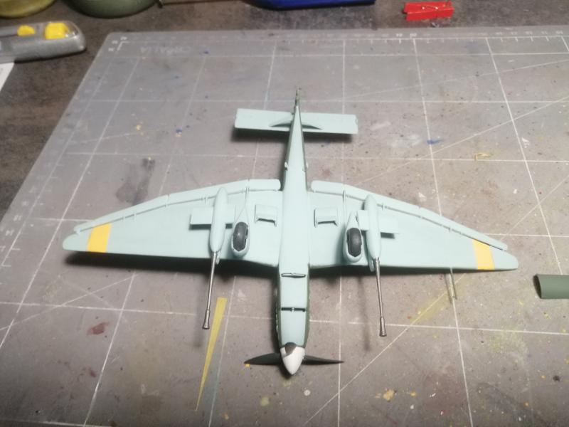 junkers JU 87 G/D Tank Buster  1/72 REVELL FINI !!!!!! - Page 2 2511