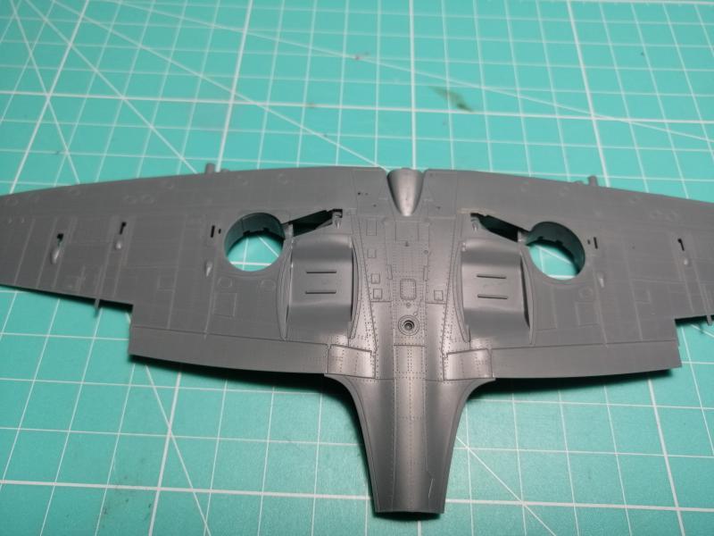 Spitfire MK.IXC late version profipack Eduard 1/48 2515
