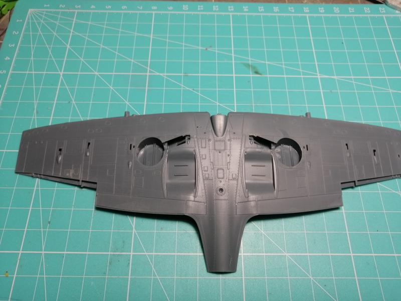 Spitfire MK.IXC late version profipack Eduard 1/48 2615
