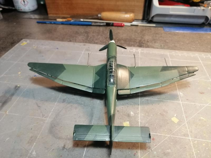 junkers JU 87 G/D Tank Buster  1/72 REVELL FINI !!!!!! - Page 3 2812