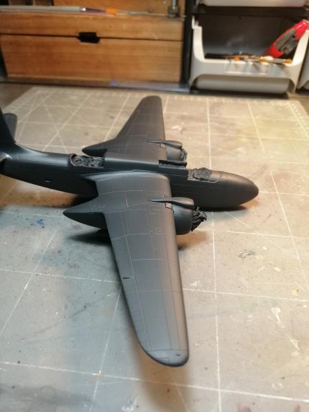 P-70 Nighthawk 1/72 Revell FINI!!!!!!! - Page 2 2911