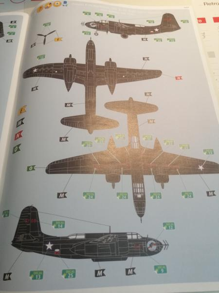 P-70 Nighthawk 1/72 Revell FINI!!!!!!! 313