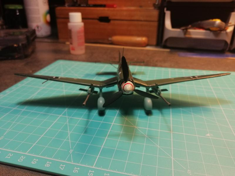 junkers JU 87 G/D Tank Buster  1/72 REVELL FINI !!!!!! - Page 3 3211