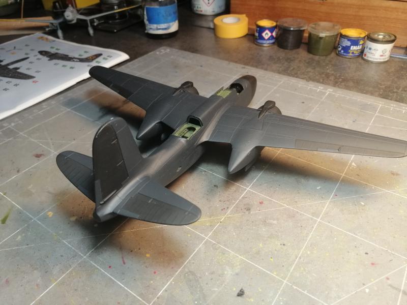 P-70 Nighthawk 1/72 Revell FINI!!!!!!! - Page 3 3410