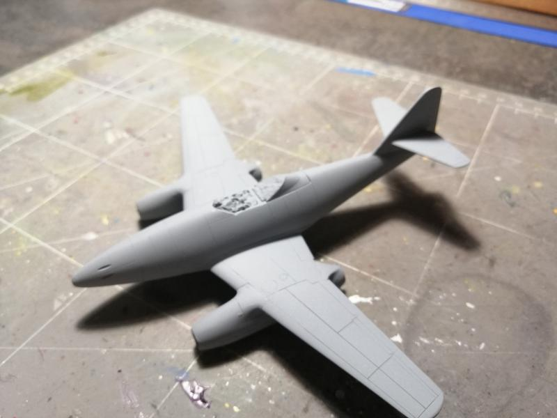 Messerscmitt Me 262A-1A 1/72 Revell page2 - Page 2 3811