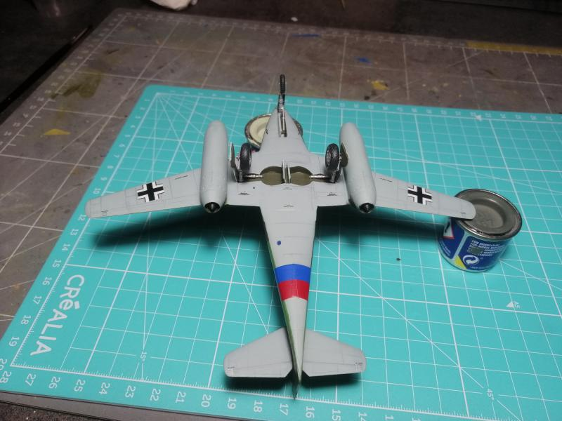 Messerscmitt Me 262A-1A 1/72 Revell page2 - Page 3 3812