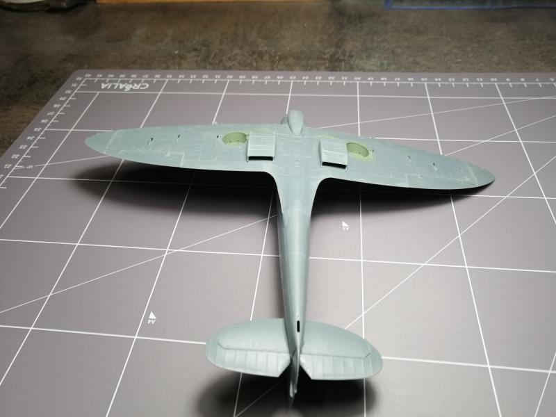 Spitfire MK.IXC late version profipack Eduard 1/48 - Page 2 3914