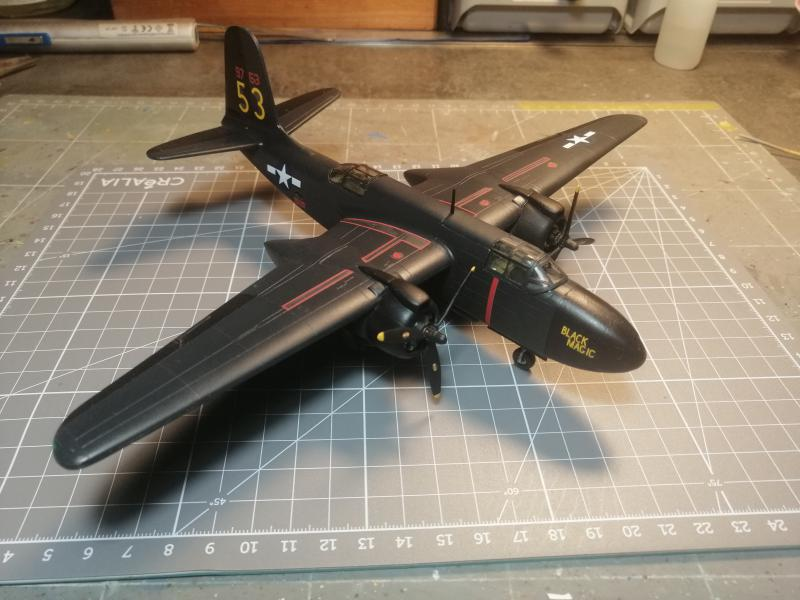P-70 Nighthawk 1/72 Revell FINI!!!!!!! - Page 4 4012