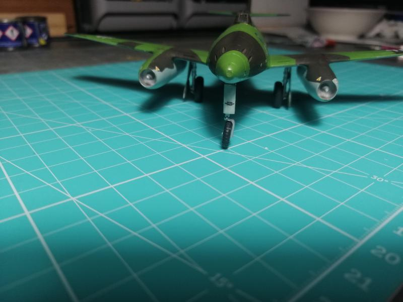 Messerscmitt Me 262A-1A 1/72 Revell page2 - Page 3 4110