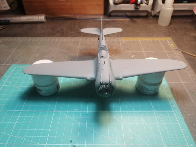 Curtiss Hawk 75 A N° 140 du capitaine Josef Duda Hobby craft 1/48 - Page 3 4112