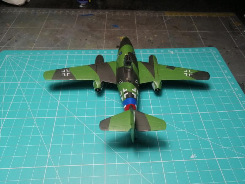 Messerscmitt Me 262A-1A 1/72 Revell page2 - Page 3 4310