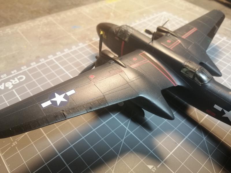 P-70 Nighthawk 1/72 Revell FINI!!!!!!! - Page 4 4410