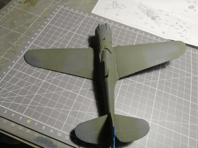 Curtiss Hawk 75 A N° 140 du capitaine Josef Duda Hobby craft 1/48 - Page 3 4512