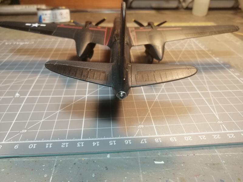 P-70 Nighthawk 1/72 Revell FINI!!!!!!! - Page 4 4610