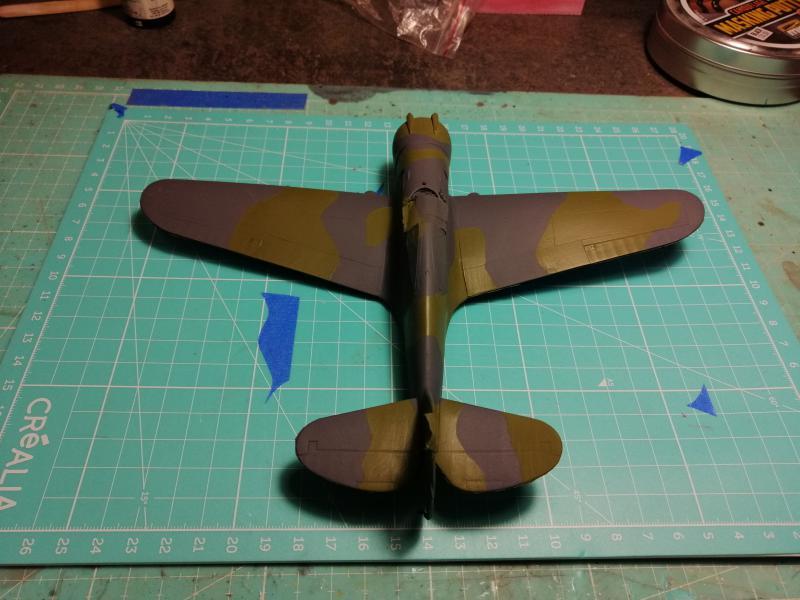 Curtiss Hawk 75 A N° 140 du capitaine Josef Duda Hobby craft 1/48 FINI !!!!!  - Page 4 5010