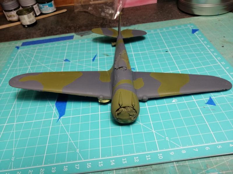 Curtiss Hawk 75 A N° 140 du capitaine Josef Duda Hobby craft 1/48 FINI !!!!!  - Page 4 5210