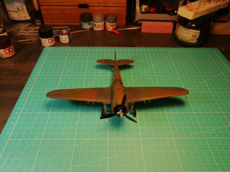 Curtiss Hawk 75 A N° 140 du capitaine Josef Duda Hobby craft 1/48 FINI !!!!!  - Page 4 5310
