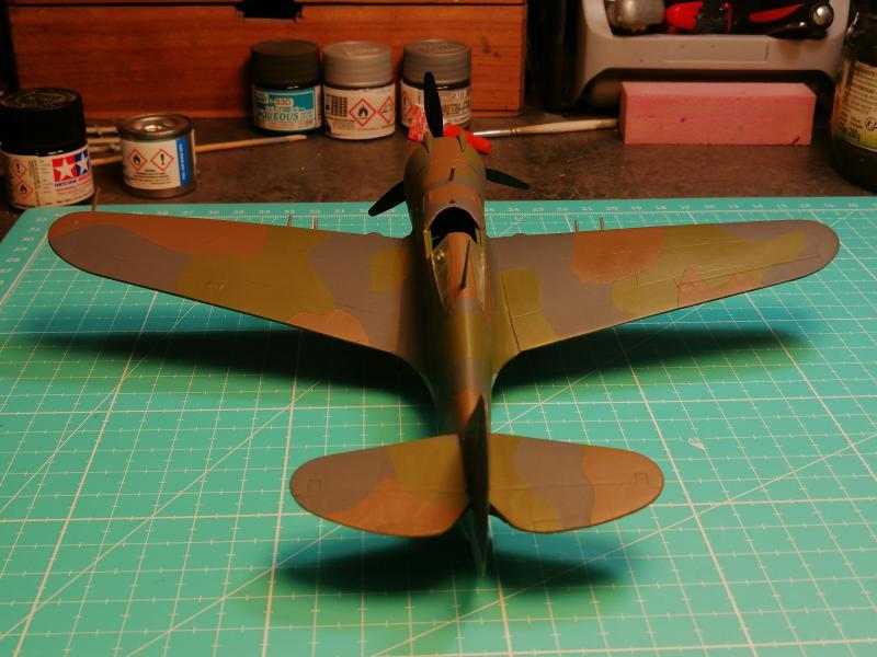 Curtiss Hawk 75 A N° 140 du capitaine Josef Duda Hobby craft 1/48 FINI !!!!!  - Page 4 5510