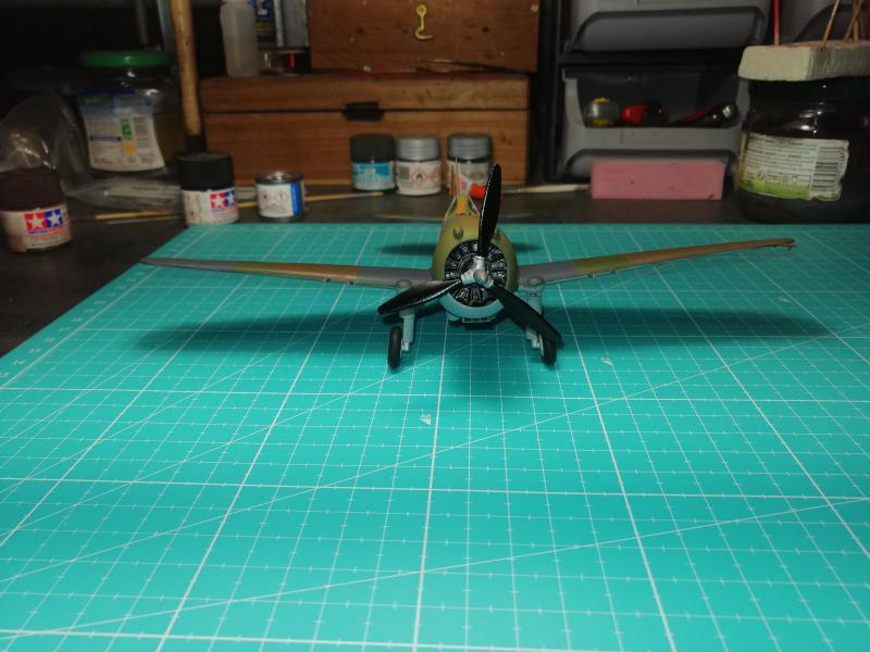 Curtiss Hawk 75 A N° 140 du capitaine Josef Duda Hobby craft 1/48 FINI !!!!!  - Page 4 5610