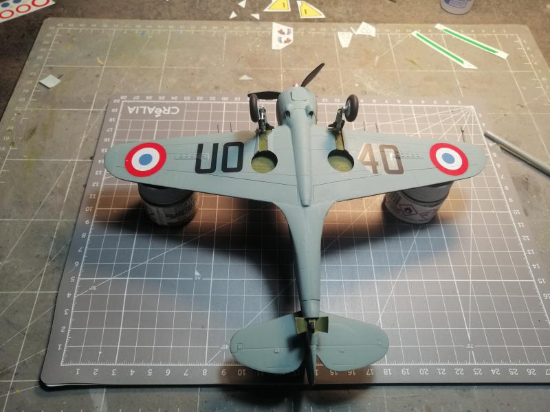 Curtiss Hawk 75 A N° 140 du capitaine Josef Duda Hobby craft 1/48 - Page 5 5910