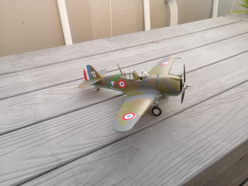 Curtiss Hawk 75 A N° 140 du capitaine Josef Duda Hobby craft 1/48 - Page 5 6010