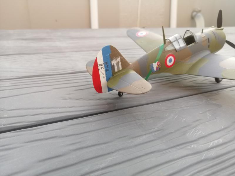 Curtiss Hawk 75 A N° 140 du capitaine Josef Duda Hobby craft 1/48 - Page 5 6110