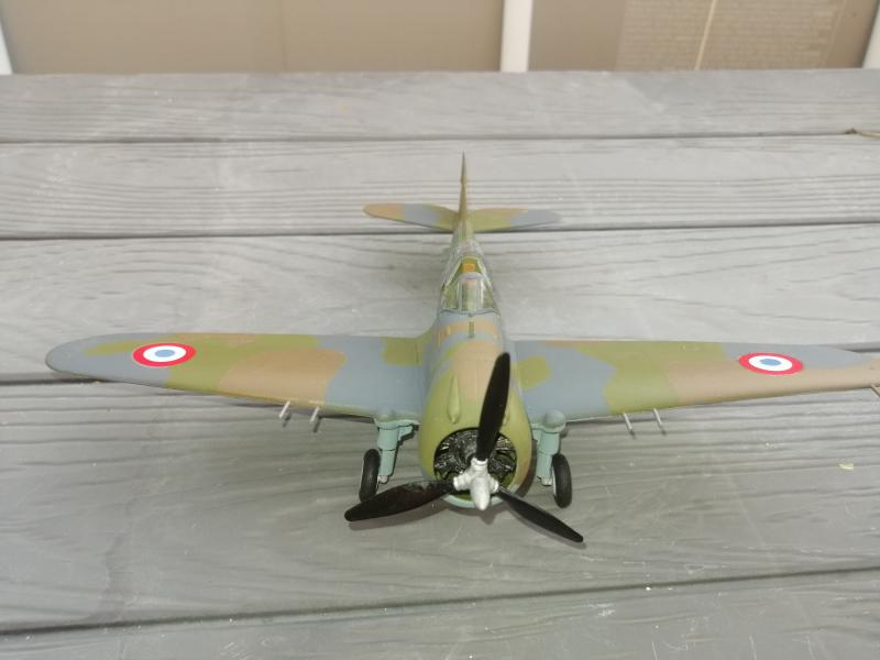 Curtiss Hawk 75 A N° 140 du capitaine Josef Duda Hobby craft 1/48 - Page 5 6310