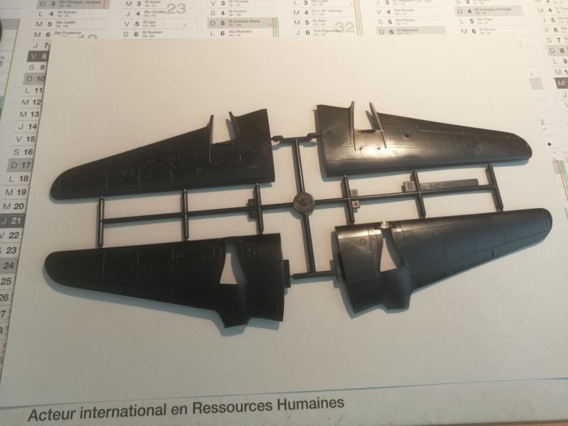 P-70 Nighthawk 1/72 Revell FINI!!!!!!! 717
