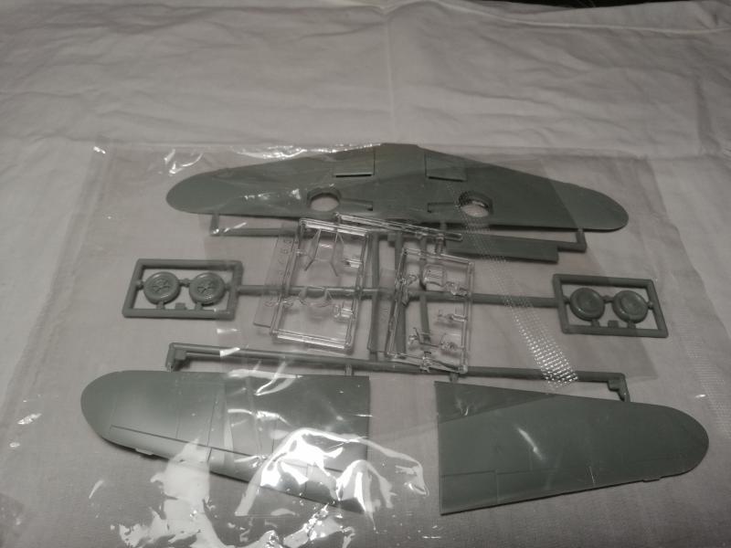 Ouvre boite Messerschmitt Bf 109G-6 ACADEMY 1/48 920
