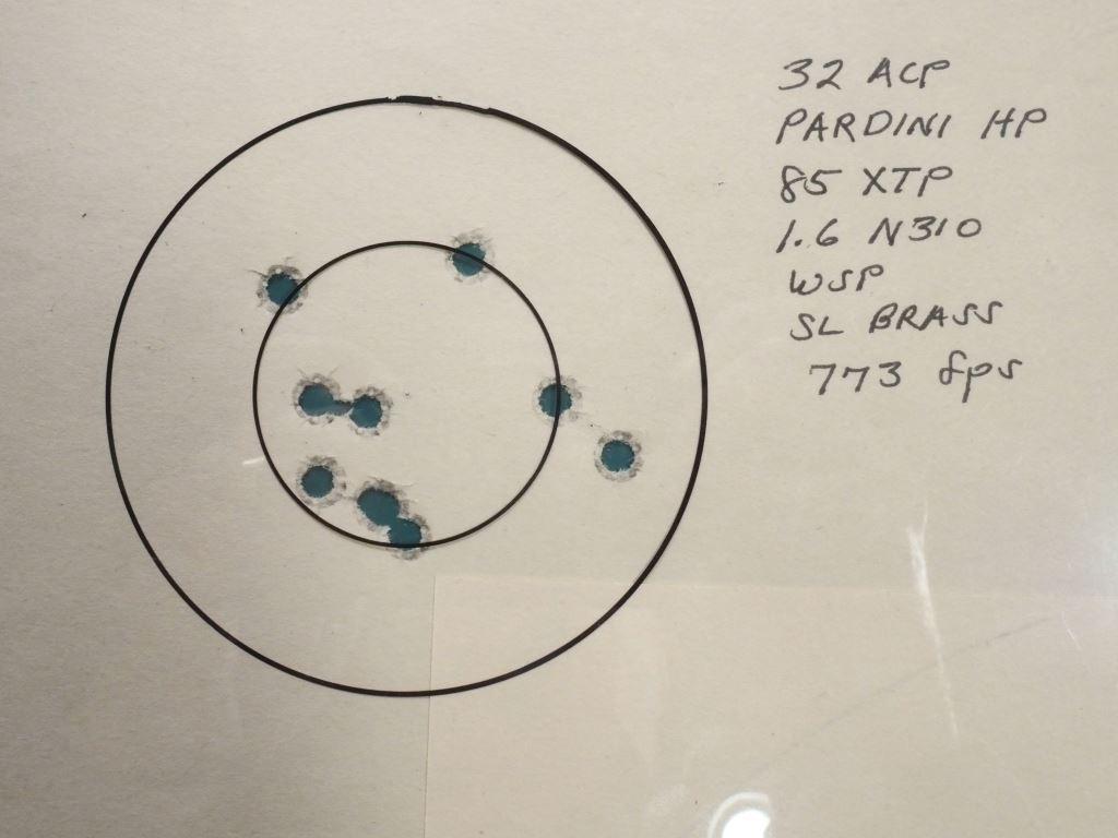 Tests: 85gr XTP in 32 acp Olym0010