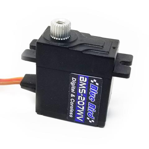 Vends 4 servos  Blue Bird BMS-207WV Bms20710