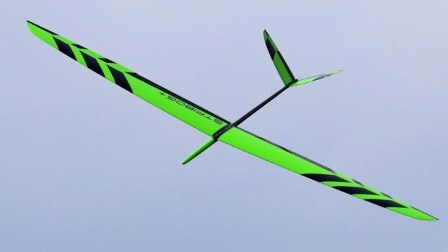 [ Vendu ] Vends planeur F3F Stribog+ avec 2 paires de stab Flying11