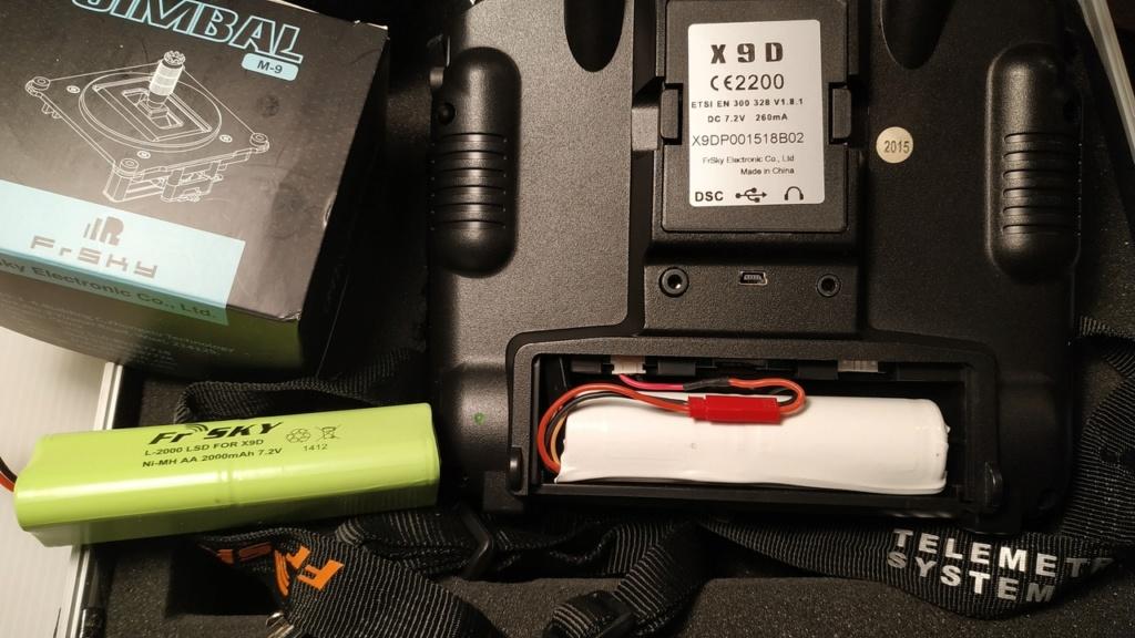 "[VENDU]  Vends émetteur FrSKy Taranis X9D ""upgradé"" Img_2011"